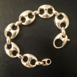Gucci Horsebit link bracelet